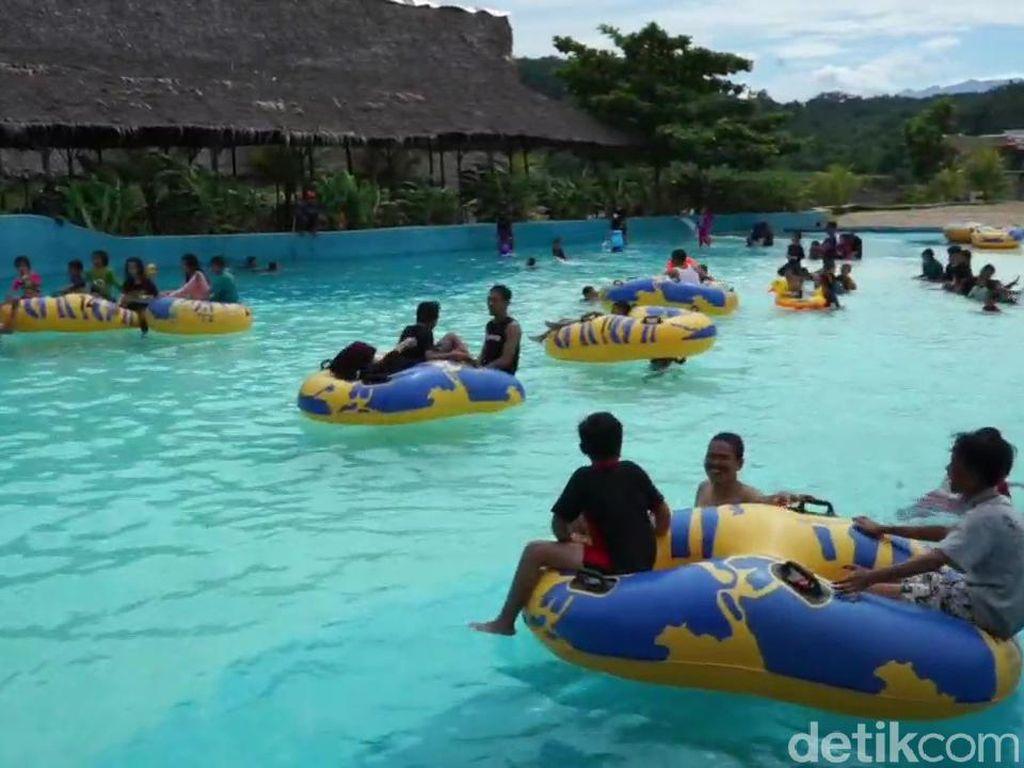 Libur Nataru, Cikao Park Purwakarta Batasi Pengunjung 30%