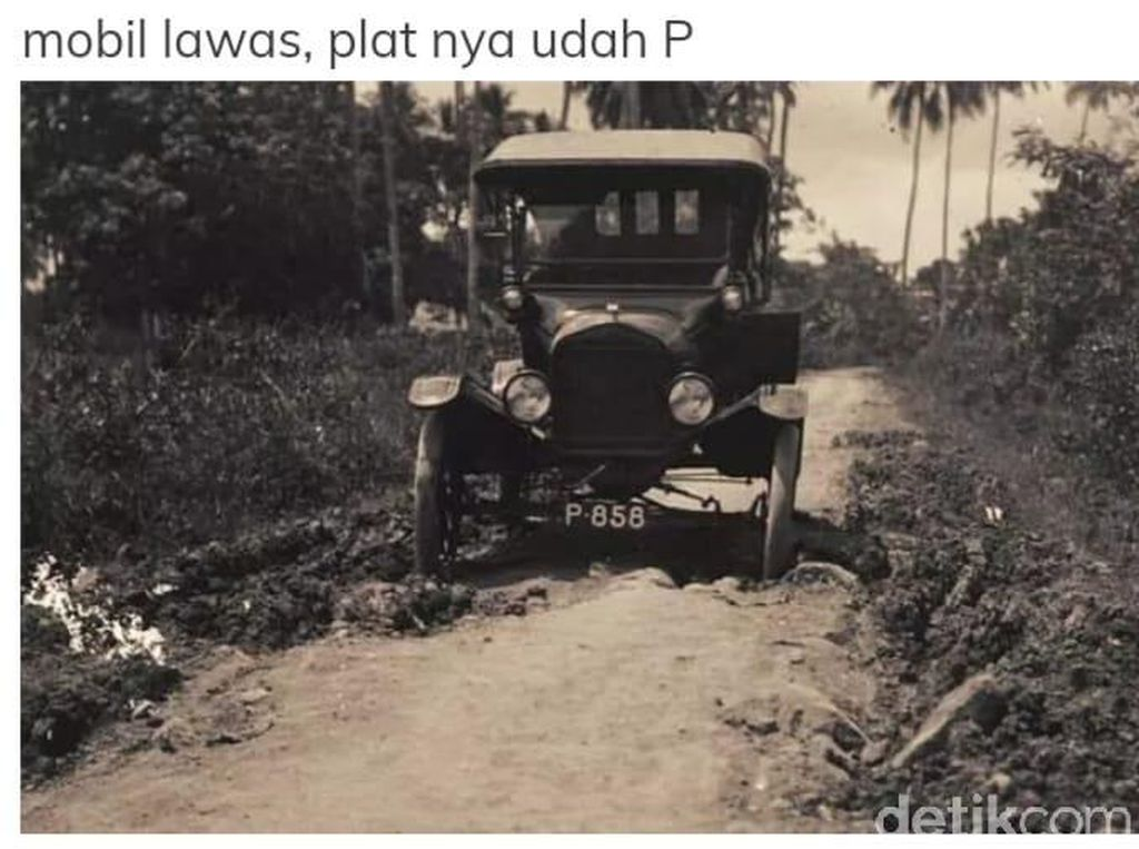 Sejarah Pelat P, Nomor Kendaraan di Eks Karesidenan Besuki