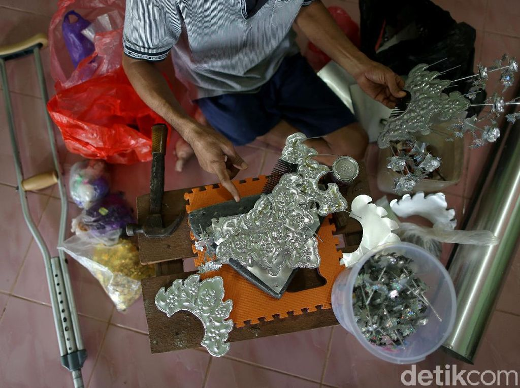 Sugu Tinggi Khas Dayak Iban Laris Manis di Pasar Malaysia