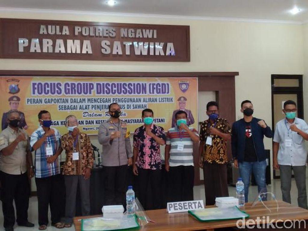 Petani Ngawi Siap Dipenjara Jika Masih Pakai Jebakan Tikus Listrik