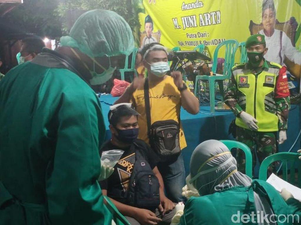 Polisi Bubarkan Musik Elekton Hajatan Warga Bojonegoro