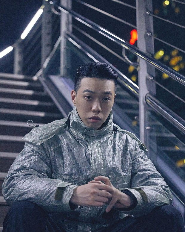 Rapper hip-hop BewhY.