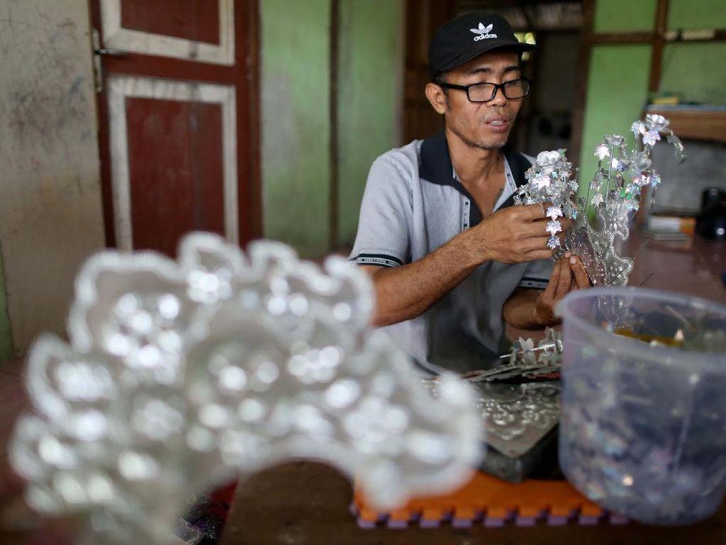 Dibuat di Indonesia, Sugu Tinggi Khas Iban Laris di Malaysia
