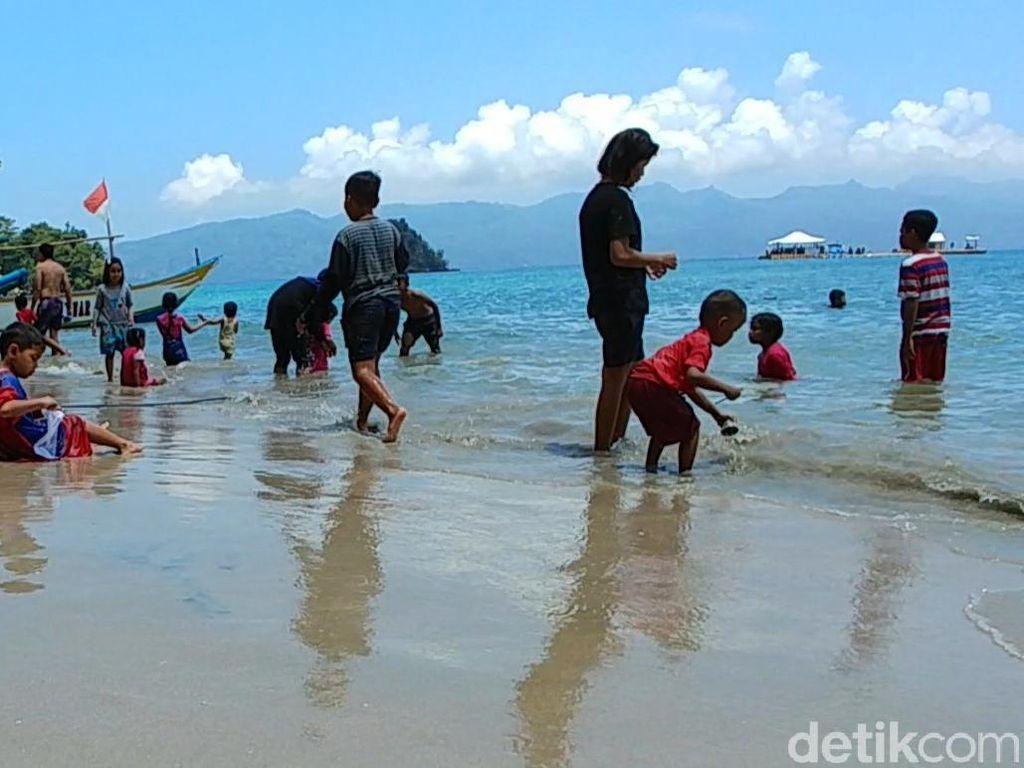 Libur Nataru, Wisata Pantai di Trenggalek Sepi Pengunjung