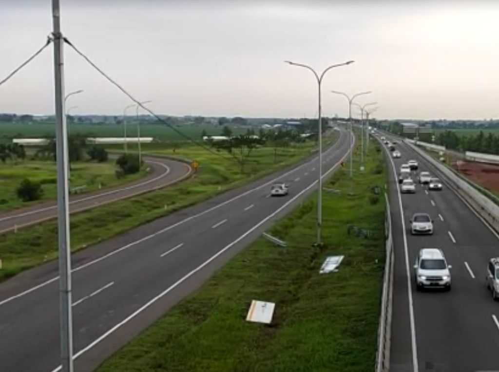 Corona Masih Tinggi, 1,2 Juta Kendaraan Tinggalkan Jakarta Selama Libur Natal-Tahun Baru