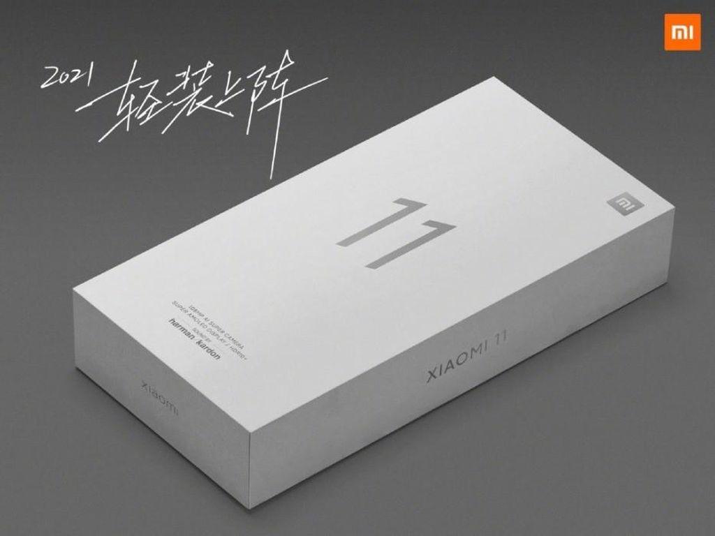 Xiaomi Mi 11 Dipastikan Dijual Tanpa Charger