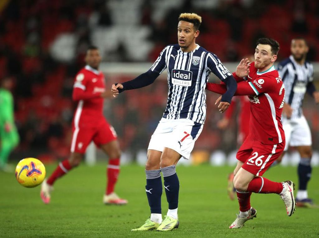 Liverpool Vs West Brom: The Reds Pantas Gagal Menang