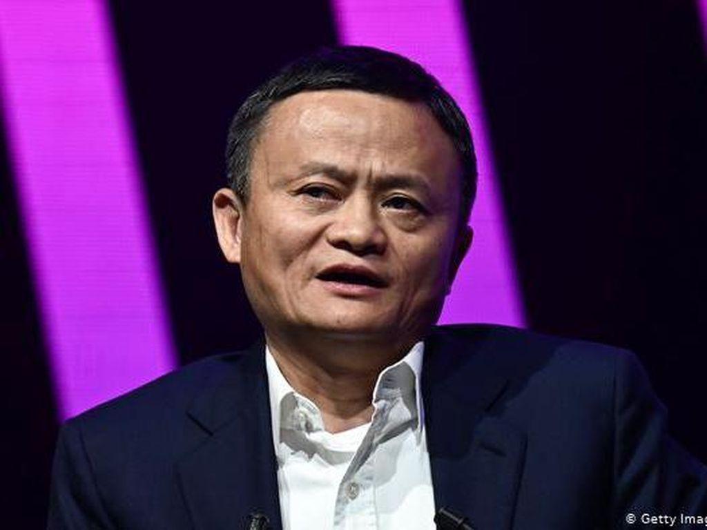 Perusahaan Jack Ma Kena Semprit Bank Sentral Gara-gara Ini