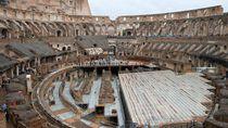 Dicari! Insinyur untuk Rekonstruksi Lantai Colosseum Roma