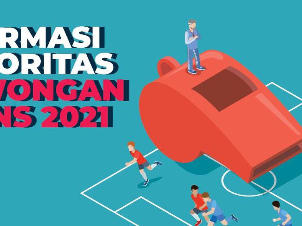 Yeay! Ada 1,3 Juta Lowongan CPNS 2021 yang Siap Diisi