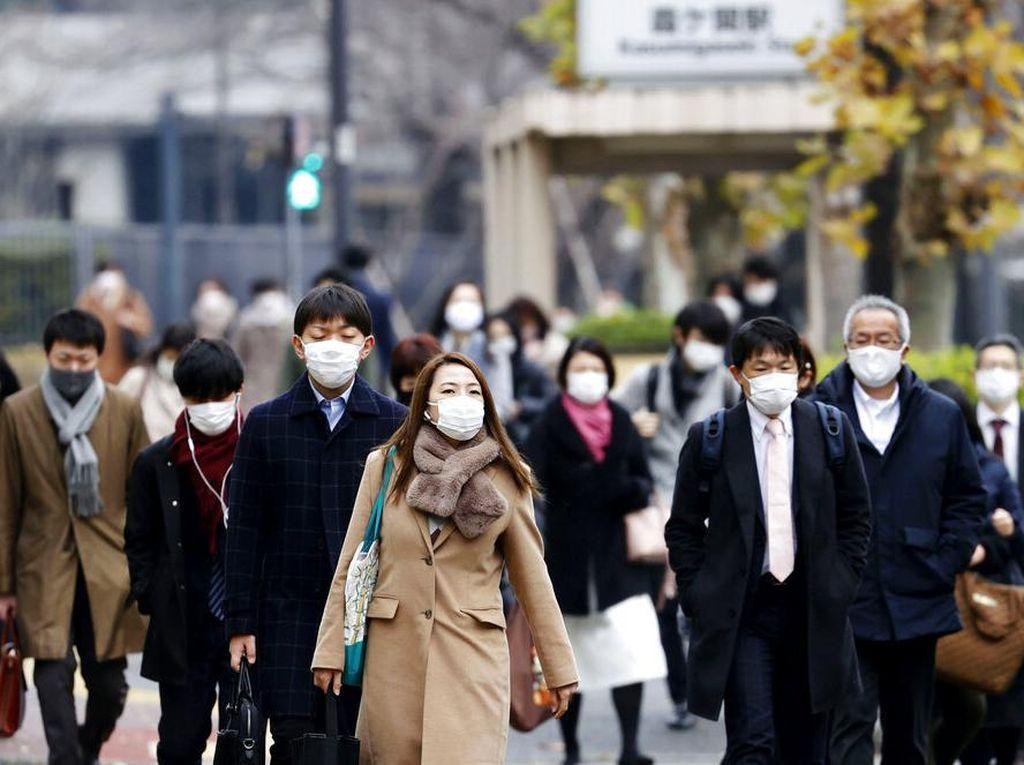 Jepang Tetapkan Situasi Darurat, Mirip PPKM di Indonesia