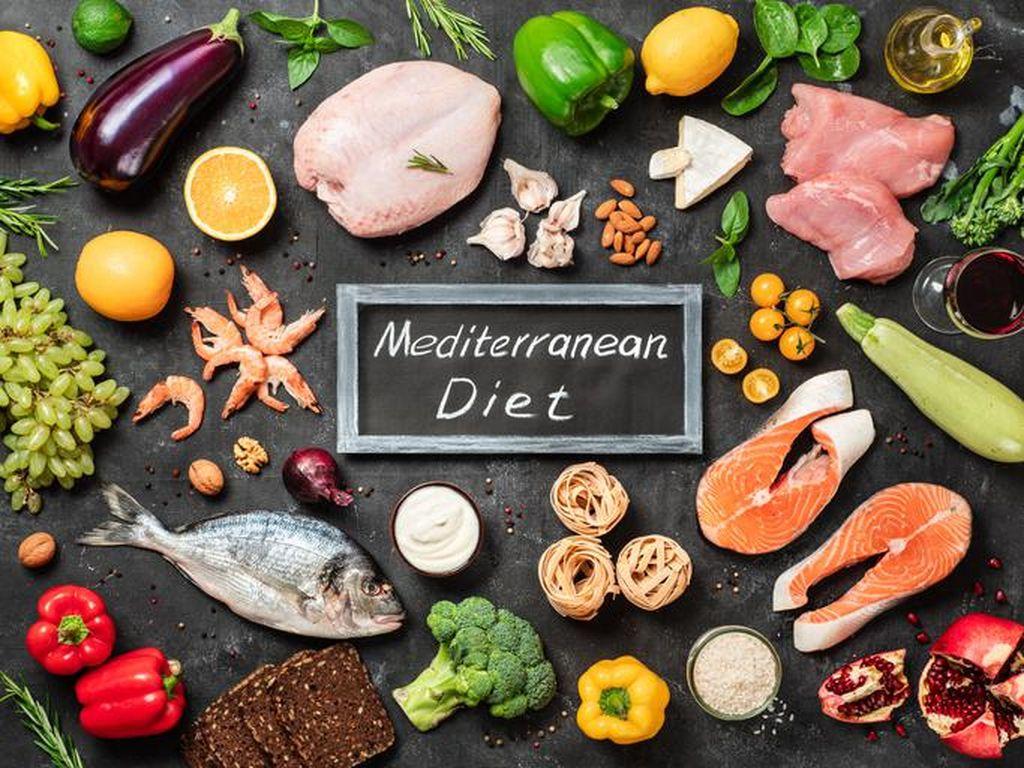 Diet Mediterania Hijau, Pola Diet Baru yang Disebut Lebih Sehat
