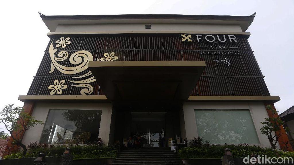 Hotel Bintang 4 di Bali Ini Cuma Rp 300 Ribuan Lho
