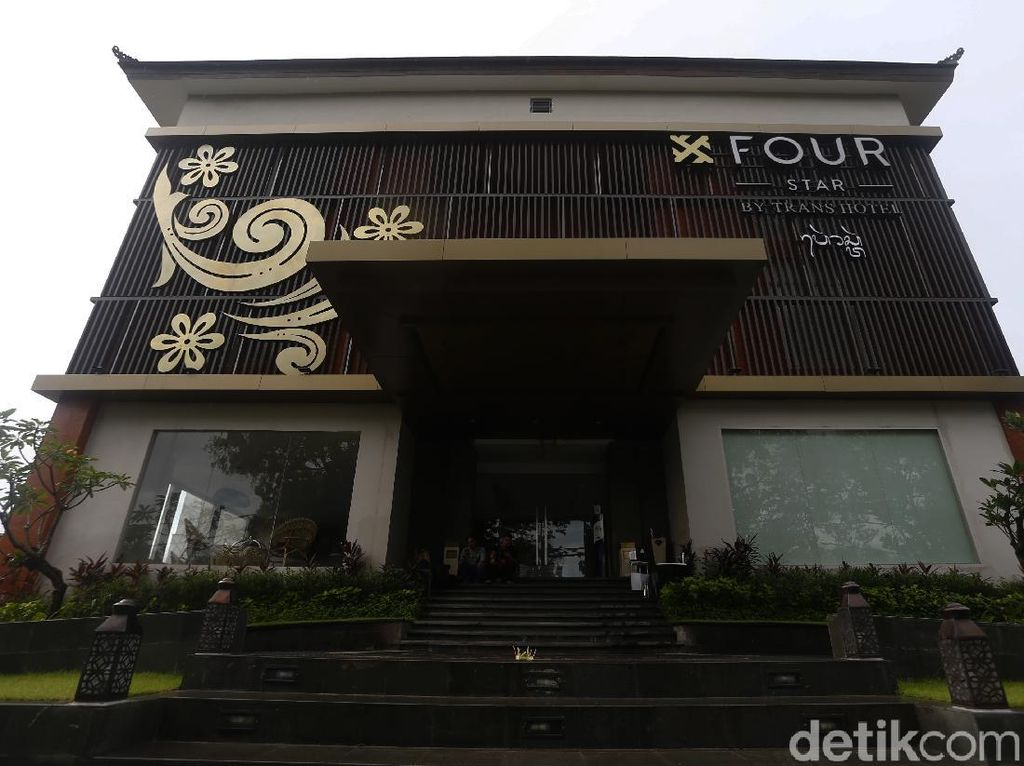 Hotel Bintang 4 di Bali Ini Tarifnya Rp 300 Ribuan, Dekat Pantai Sanur Pula!