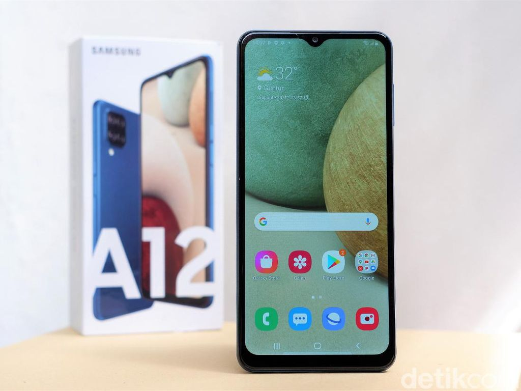 Siapa Target Pasar Galaxy A12 dan A02s? Ini Kata Samsung
