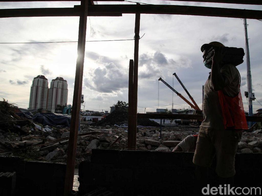 Geliat Pembangunan Kampung Susun Akuarium