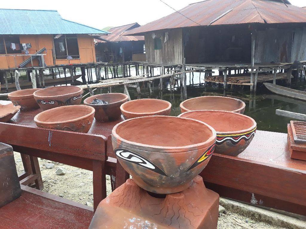 Mengenal Abar, Desa Wisata di Papua yang Nihil Kasus COVID-19