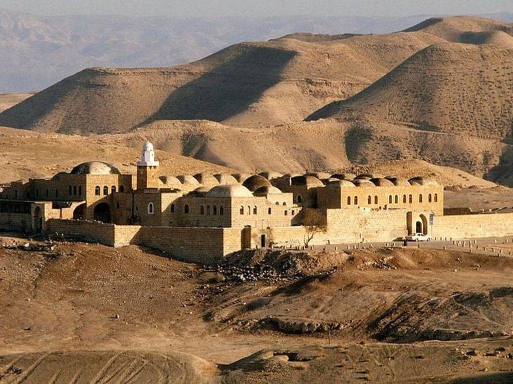 Palestina Kecam Pesta di Kompleks Masjid dan Makam Nabi Musa di Tepi Barat