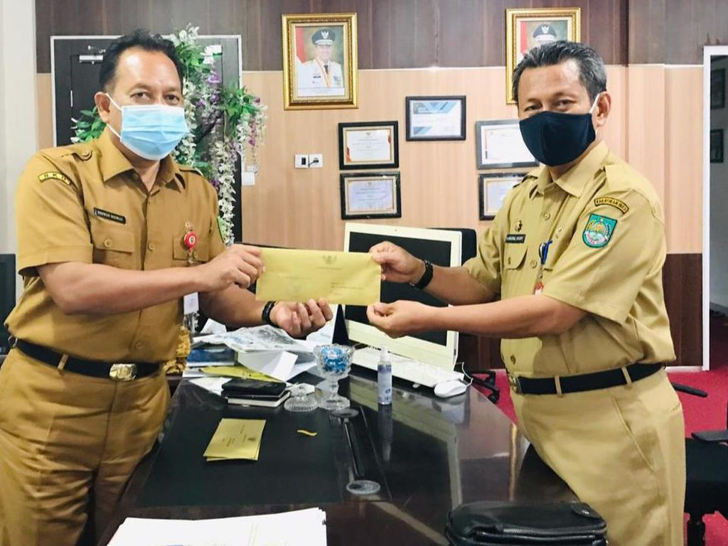 Yan Prana Terjerat Kasus Korupsi, Gubernur Riau Tunjuk Masrul Jadi Plh Sekda