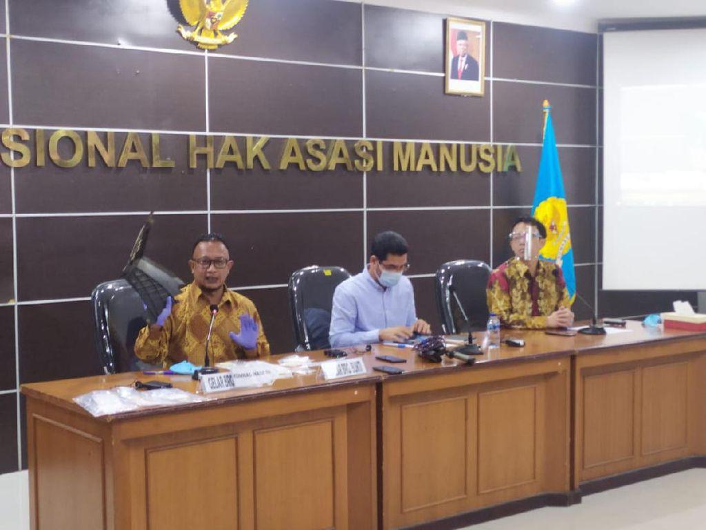 Komnas HAM Upayakan Uji Balistik Penembakan Laskar FPI Terbuka dan Transparan