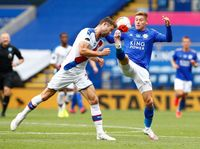 Link Live Streaming Crystal Palace Vs Leicester City