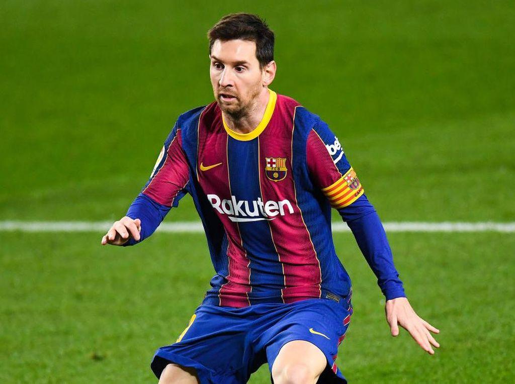 Barca Runyam Pendapatannya jika Messi Pergi