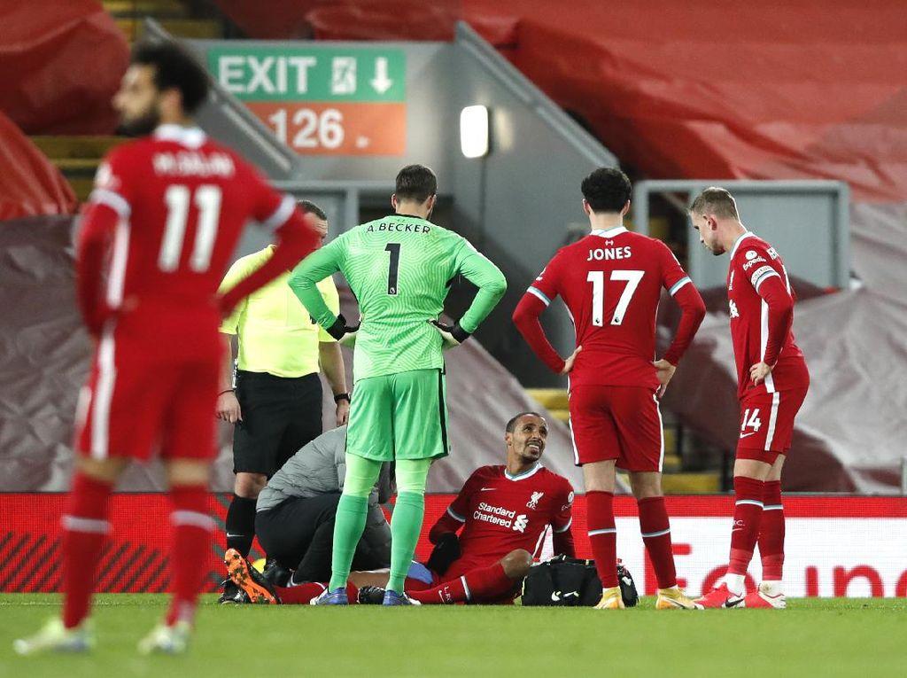 Matip Cedera, Liverpool Sungguh Butuh Bek Tengah Baru