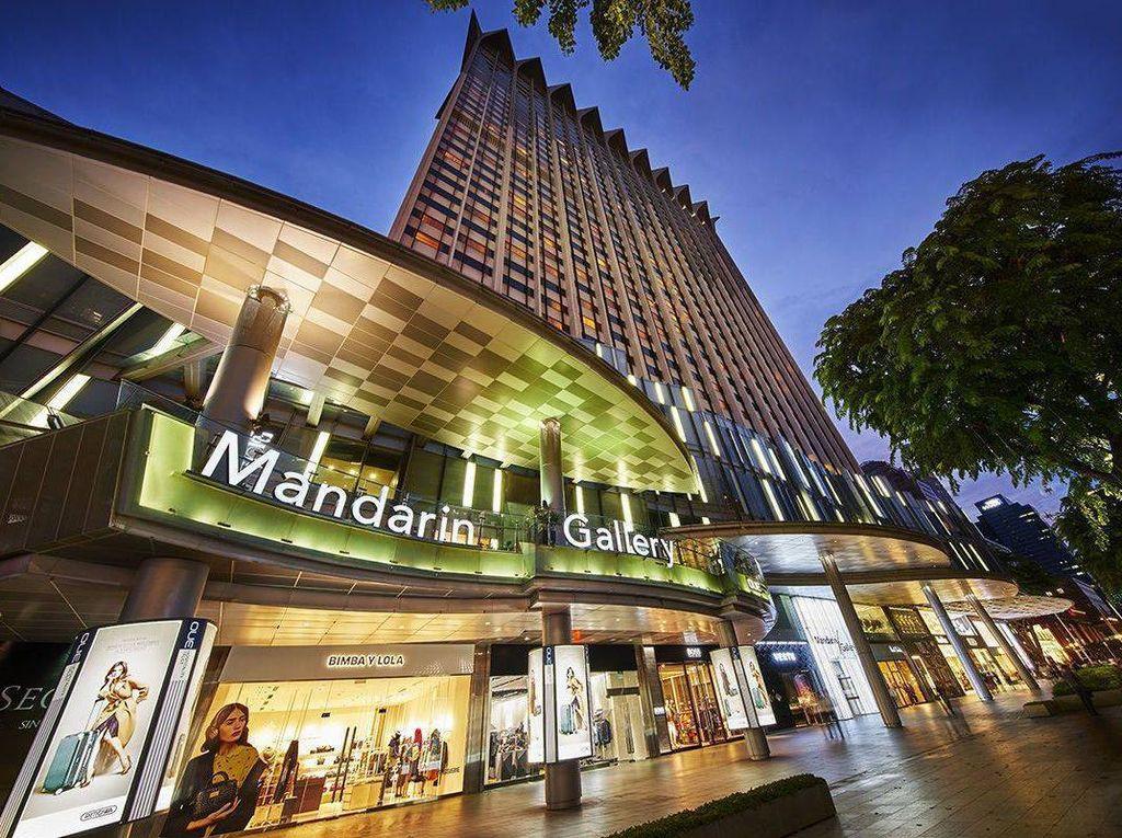 Handuk dan Sprei di Hotel Mewah Singapura dan Wisata Halal Sandiaga Uno