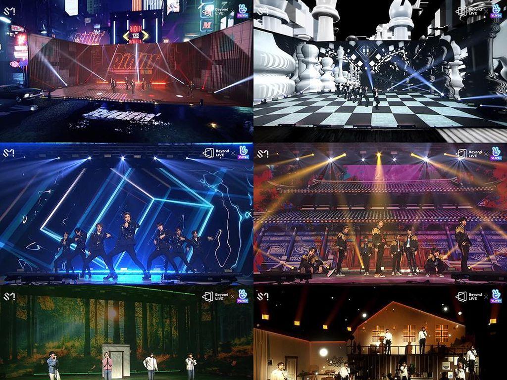 Konser NCT Beyond LIVE Digelar Spektakuler, Ditonton Fans dari 124 Negara