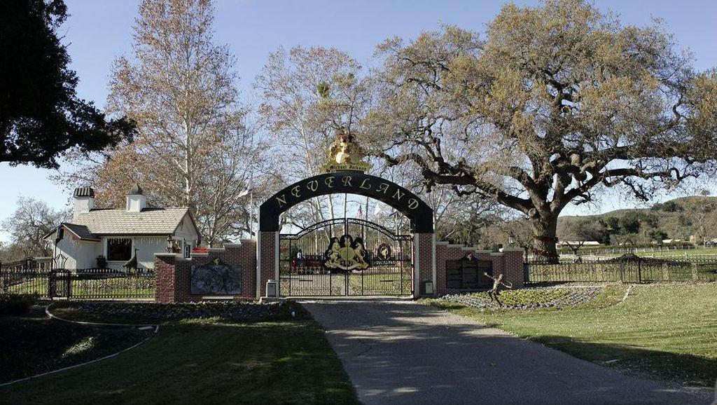Intip Neverland Ranch, Properti Peninggalan Michael Jackson