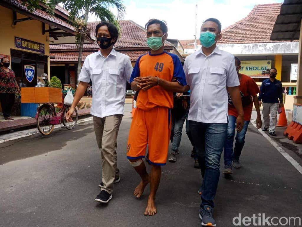 Pengakuan Pembunuh Janda di Jombang, Rampok Korban untuk Foya-foya
