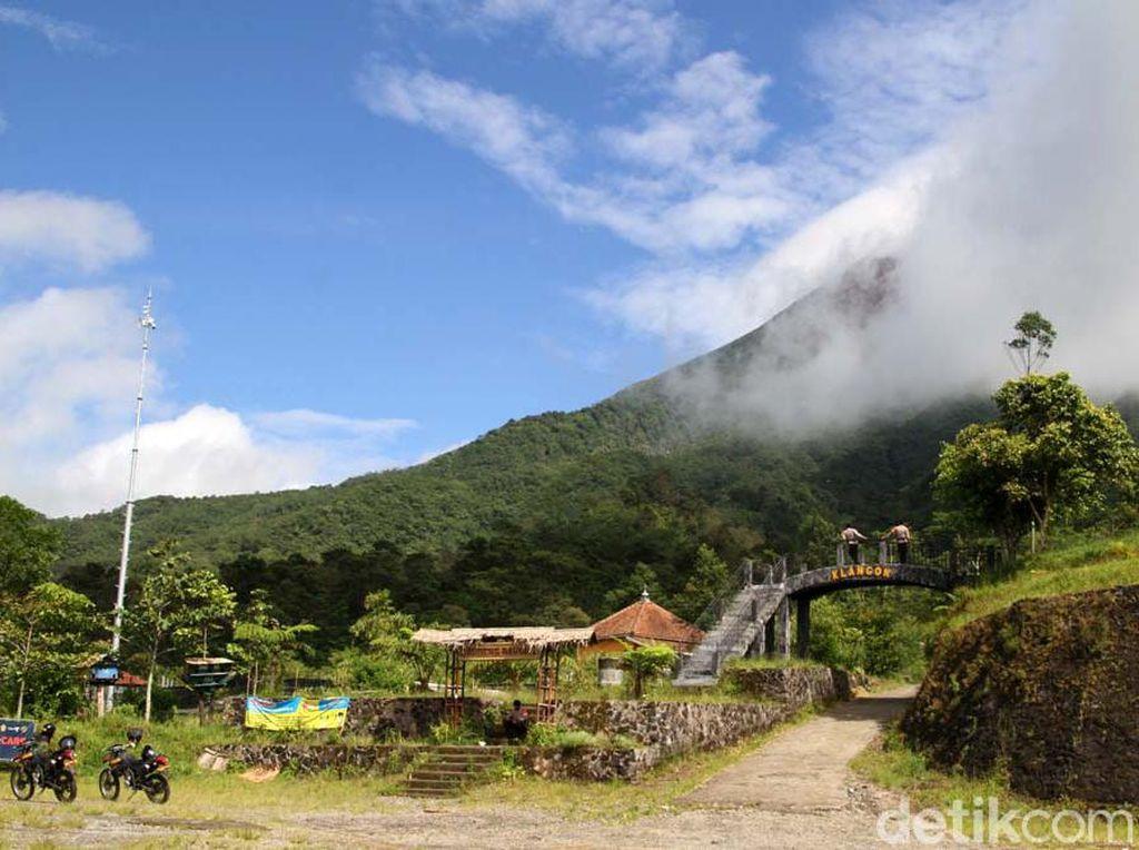 Dispar Sleman Buka Lagi 3 Destinasi di Lereng Merapi