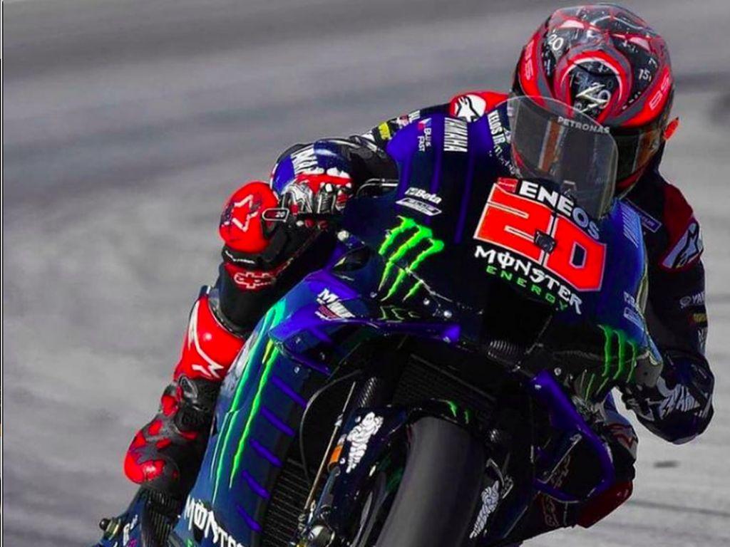 Yamaha Bikin Kesalahan Terburu-buru Pilih Quartararo Jadi Pebalap Pabrikan?