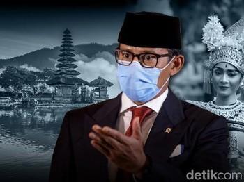 Lobi-lobi untuk Menteri Sandi