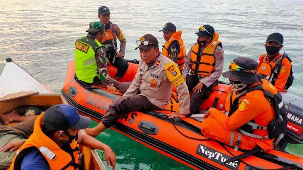 Seorang Nelayan di Tolitoli Hilang Diterkam Buaya saat Mancing Ikan