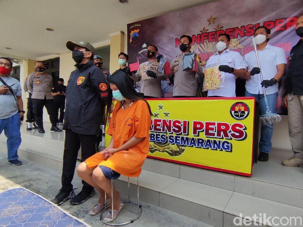 Hamil Tanpa Suami, ART di Semarang Buang Bayinya di Tempat Sampah