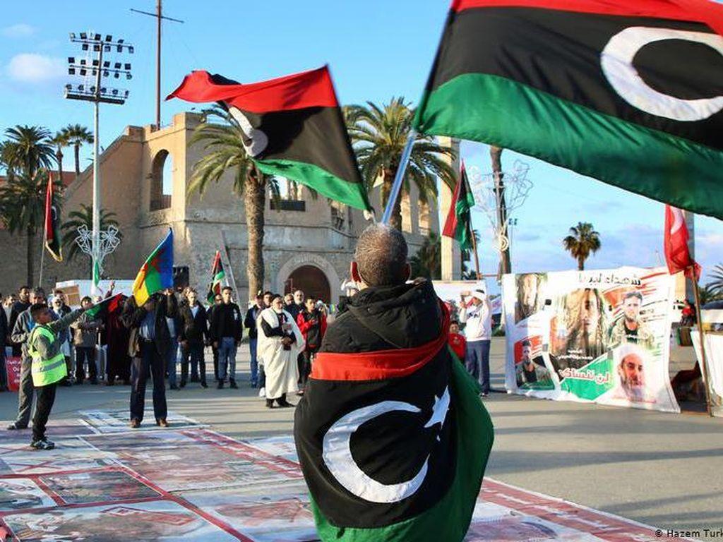 Setelah Bertahun-tahun, Pejabat Tinggi Mesir Kembali Kunjungi Tripoli