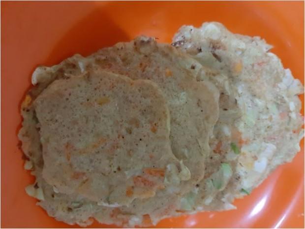 bakwan oatmeal