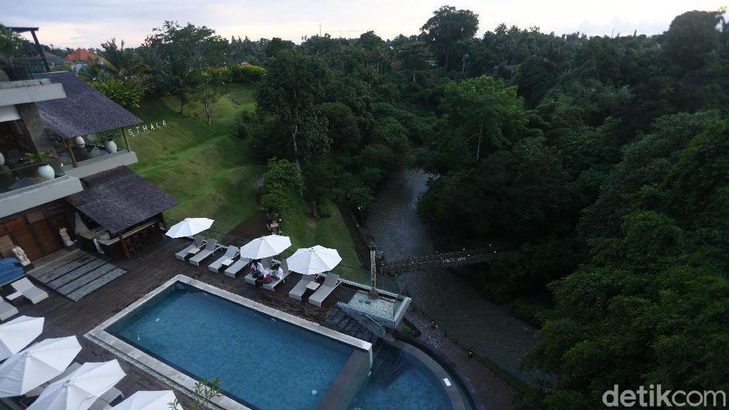 Menginap di Hotel Mewah Ubud Ini Cuma Rp 800 Ribuan, Lho