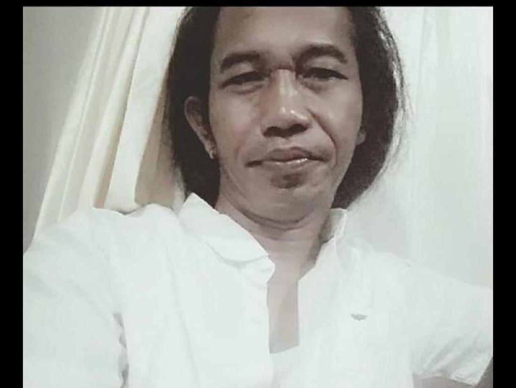 Komentar Pria Mirip Jokowi yang Viral di Medsos: Presiden Rumah Tangga