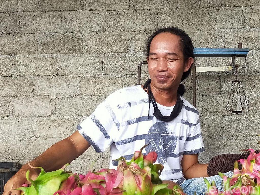 Pria Mirip Jokowi Ternyata dari Banyuwangi, Ini Penampakan Aslinya