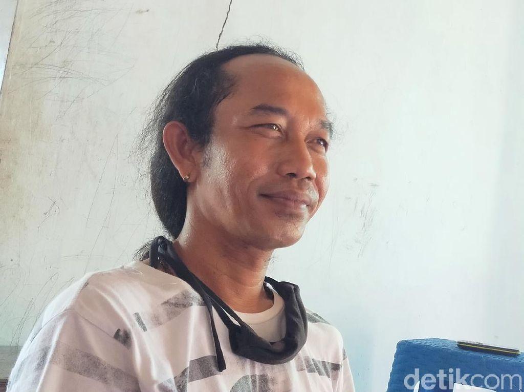 Pria Banyuwangi Mirip Jokowi Tak Menyangka Foto Wajahnya Bisa Viral