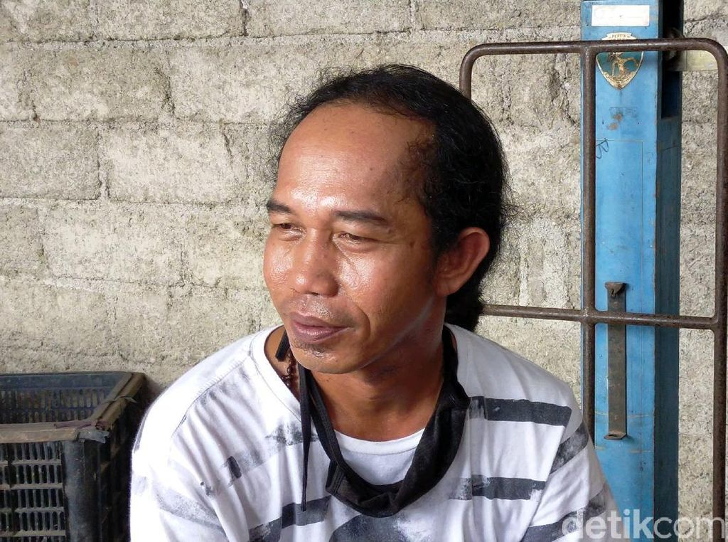 Wajahnya Viral, HP Pria Banyuwangi Mirip Jokowi Error Diserbu Ribuan Pesan