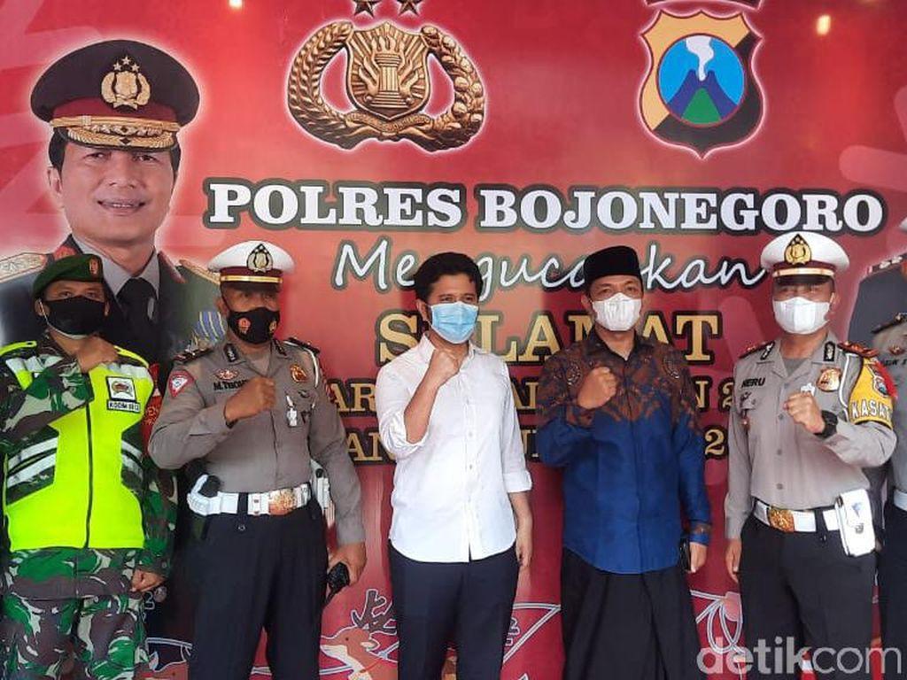 Ada 9 Titik Pos Pengamanan Libur Nataru di Bojonegoro