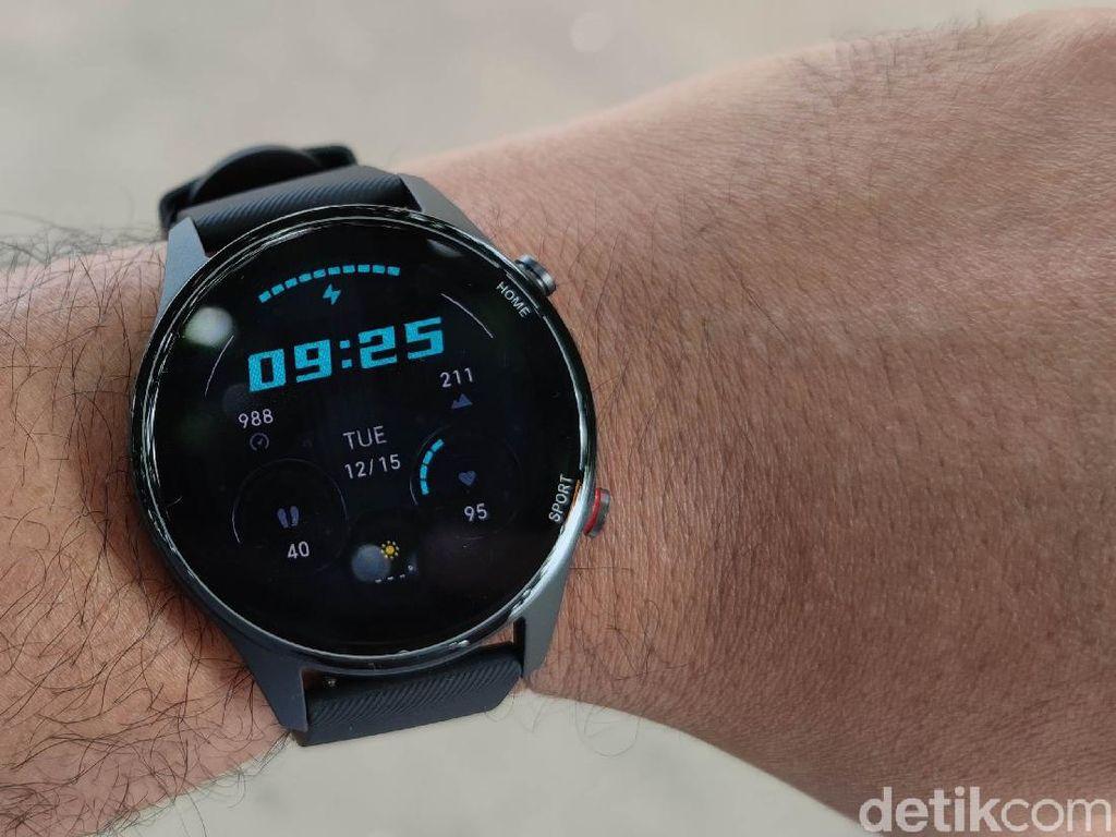 Review Xiaomi Mi Watch, Murah tapi Nggak Murahan