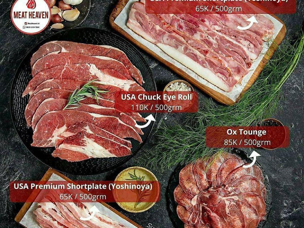 5 Tempat Beli Daging Barbeque untuk Pesta Tahun Baru