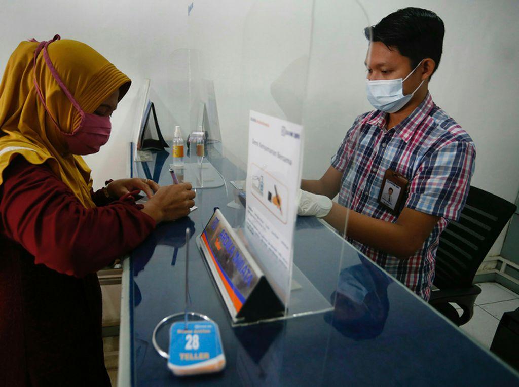 Berkat BRI, Segala Transaksi Perbankan di Border Aruk Makin Mudah