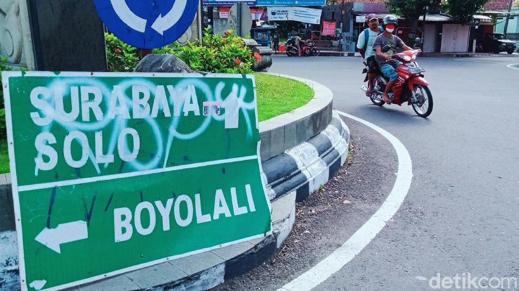 Duh, Aksi Vandalisme Nyasar Fasilitas Umum di Klaten