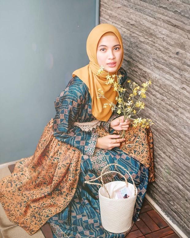 Inspirasi Gamis batik