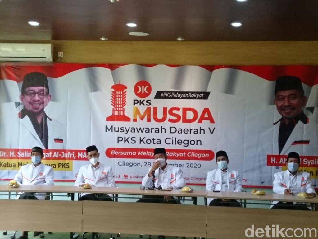 Helldy-Sanuji Menang Pilwalkot, Ketua Timses Jadi Ketua DPD PKS Cilegon